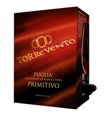 Primitivo IGT bag in box 3l