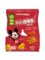Vitastick mini grissini pizza 6x25g
